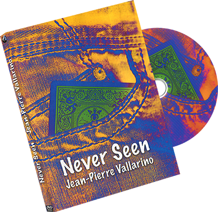 Never Seen by JP Vallarino - Trick MagicWorld Magic Shop