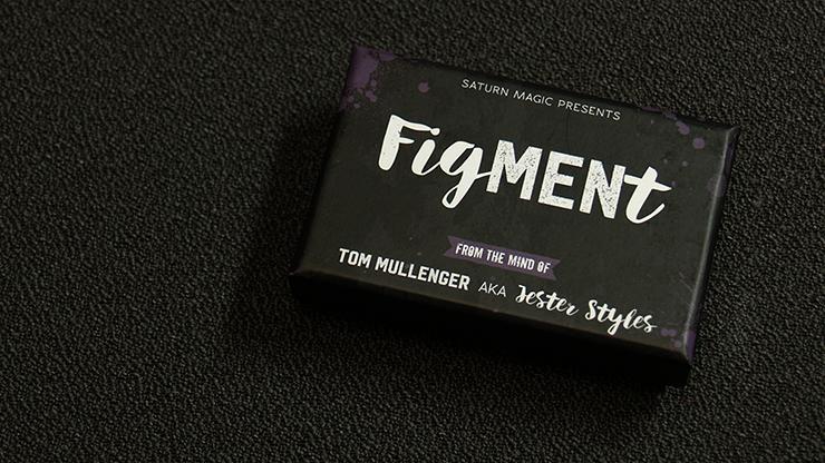 FigMENt (Blu) by Tom Mullenger... MagicWorld Magic Shop