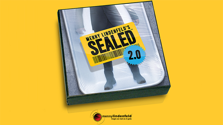 Sealed 2.0 by Menny Lindenfeld... MagicWorld Magic Shop