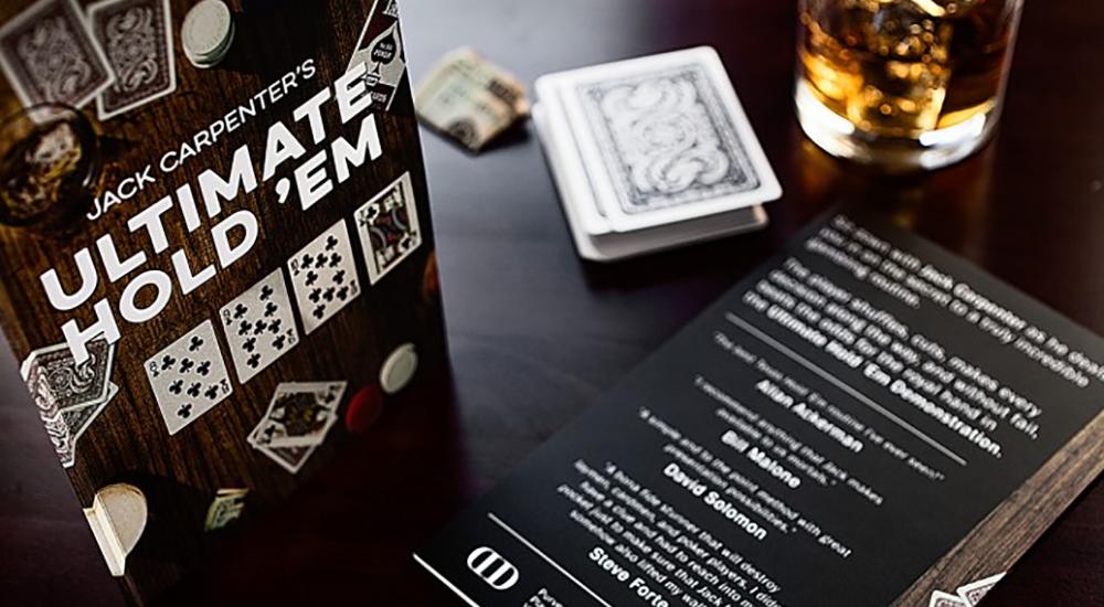 Ultimate Hold 'Em by Jack Carpenter... MagicWorld Magic Shop