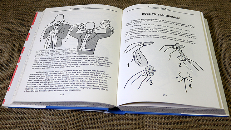 Encyclopedia of Dove Magic Volume... MagicWorld Magic Shop