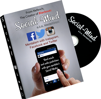Social Mind by Nefesch - DVD