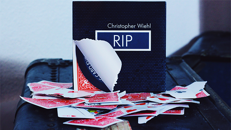 RIP (DVD and Gimmick) by Christopher... MagicWorld Magic Shop