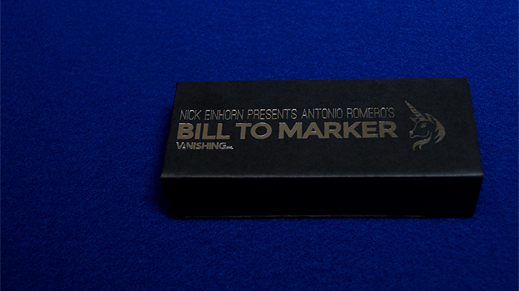 Bill To Marker by Nicholas Einhorn... MagicWorld Magic Shop