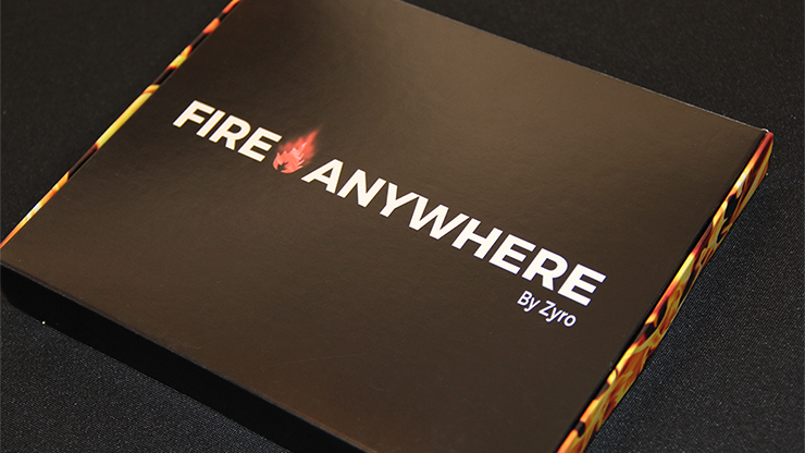 Fire Anywhere by Zyro and Aprendemagia... MagicWorld Magic Shop