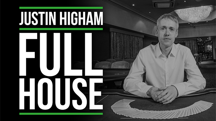 Justin Higham Full House by The... MagicWorld Magic Shop
