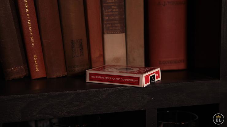 Marksman Deck (DVD and Gimmick)... MagicWorld Magic Shop