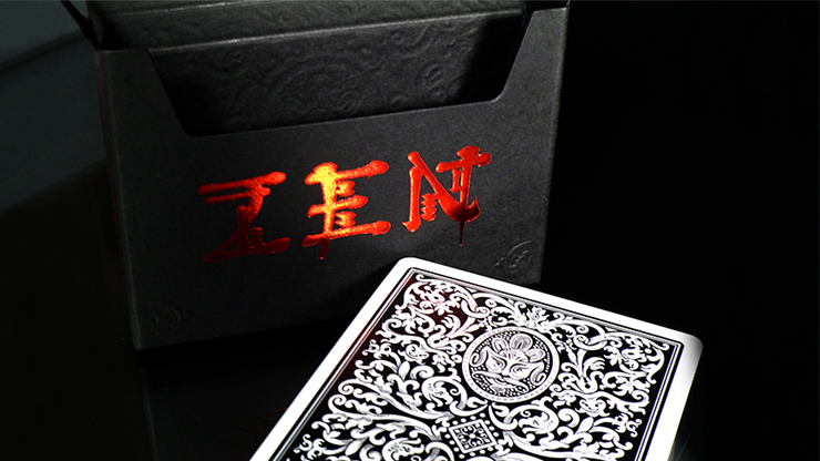Zen Playing Cards by Expert Playing... MagicWorld Magic Shop