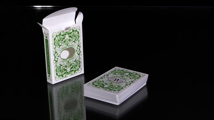 Chameleon Playing Cards  signed... MagicWorld Magic Shop
