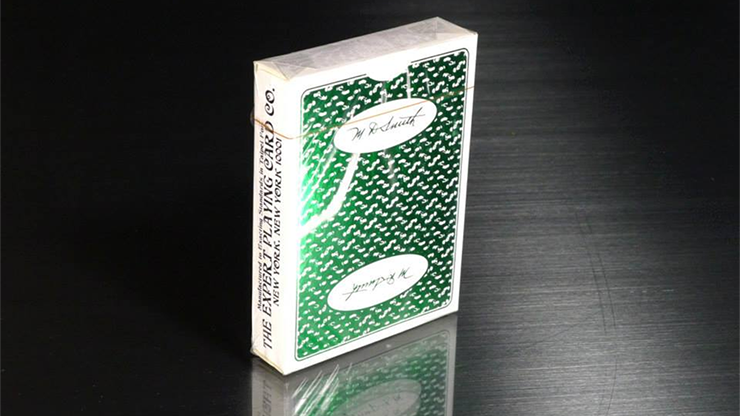 Smith No. 3 Playing Cards by Expert... MagicWorld Magic Shop