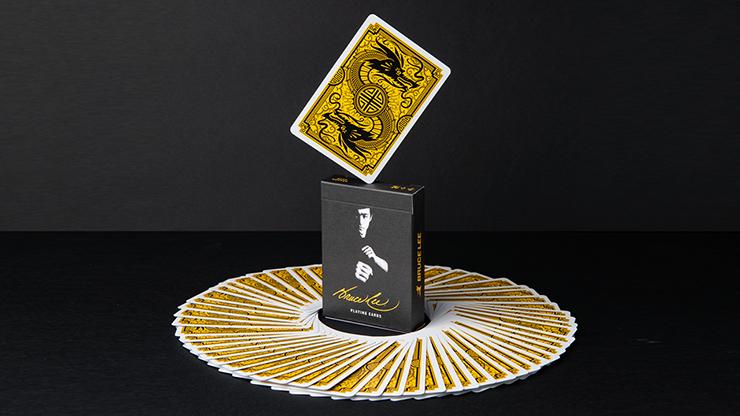 Bruce Lee Playing Cards by Dan... MagicWorld Magic Shop