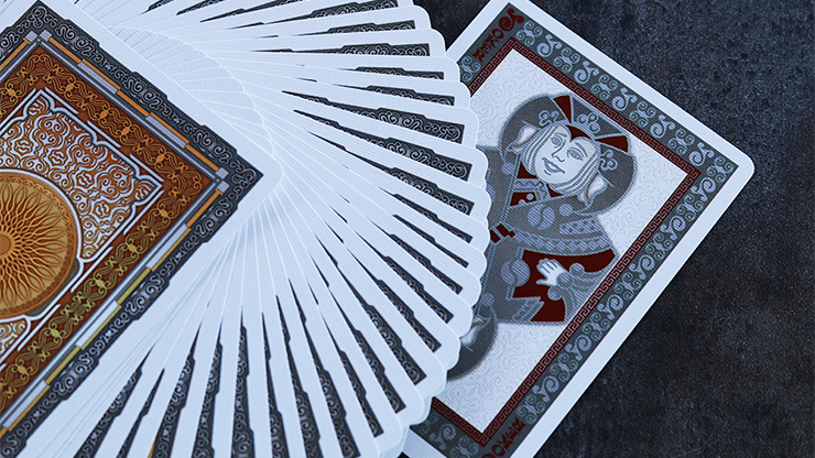 Bicycle Aurora Playing Cards by... MagicWorld Magic Shop