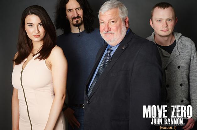 Move Zero by John Bannon and Big Blind Media Magic Trick