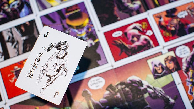 MMD #5 Magicians Must Die Comic... MagicWorld Magic Shop