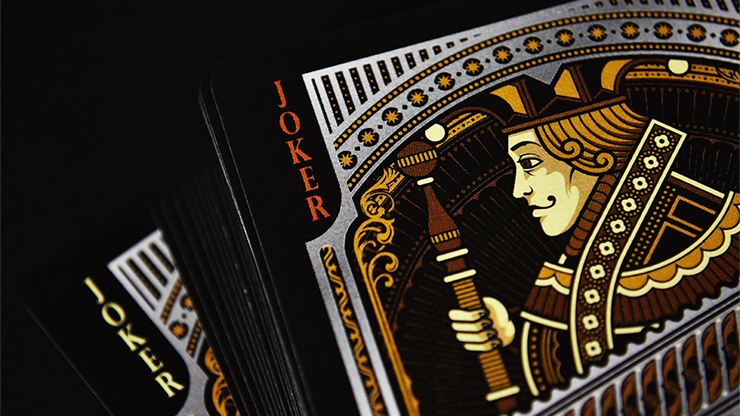 Alloy Copper Playing Cards Special... MagicWorld Magic Shop