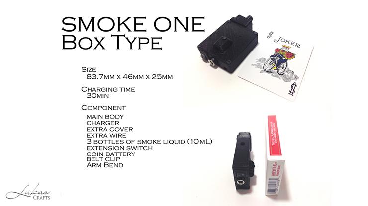 Smoke One (Standard) by Lukas -... MagicWorld Magic Shop