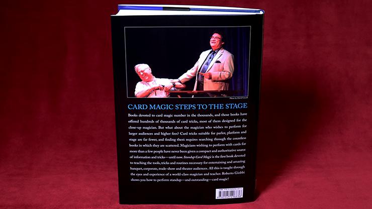 Stand-up Card Magic by Roberto... MagicWorld Magic Shop