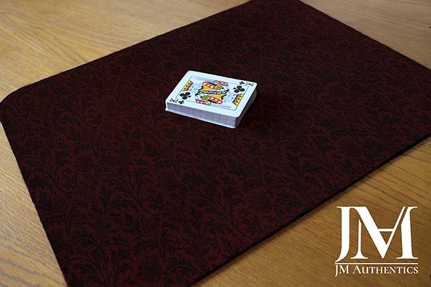 "Close Up Pad (17 x 12"") Red Thistle... MagicWorld Magic Shop"