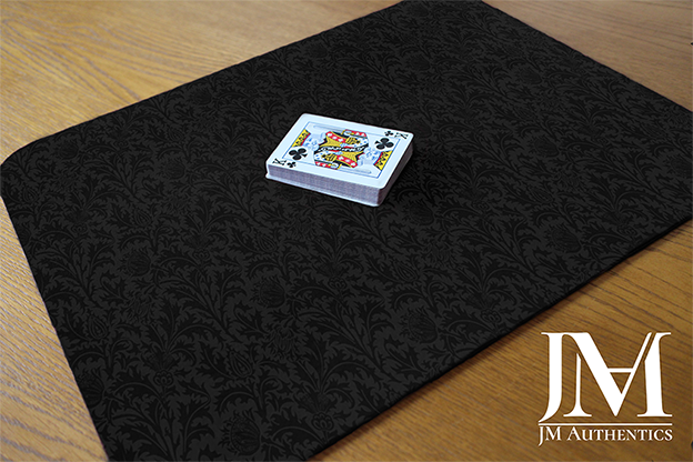 "Close Up Pad (17 x 12"") Black Thistle... MagicWorld Magic Shop"