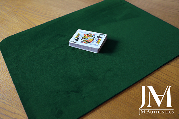 "Close Up Pad (15 x 10"") Green by... MagicWorld Magic Shop"
