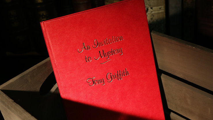 An Invitation to Mystery (Limited/Out... MagicWorld Magic Shop