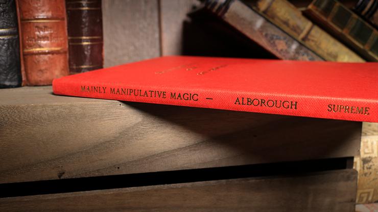 Mainly Manipulative Magic (Limited/Out... MagicWorld Magic Shop