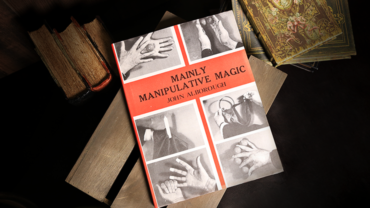Mainly Manipulative Magic (Limited/Out... MagicWorld Magic Shop
