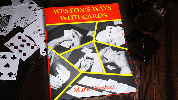 Weston's Ways with Cards (Limited/Out... MagicWorld Magic Shop