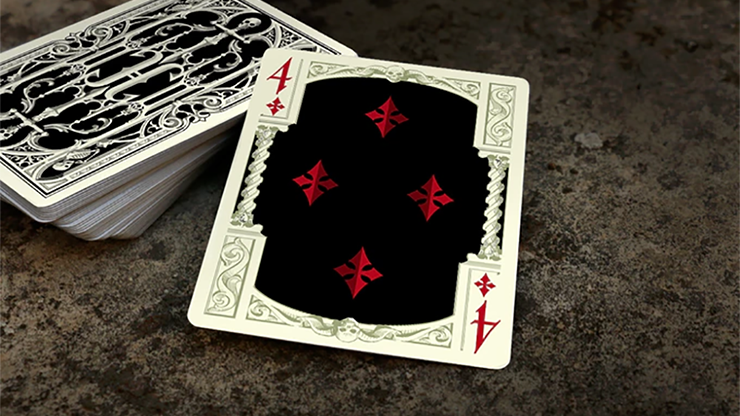 Grotesk Macabre Playing Cards Limited... MagicWorld Magic Shop