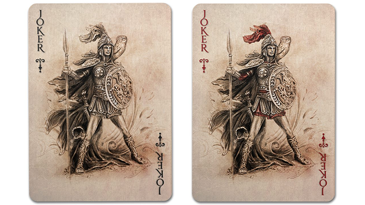 Inception Playing Cards - ILLUSTRATUM... MagicWorld Magic Shop