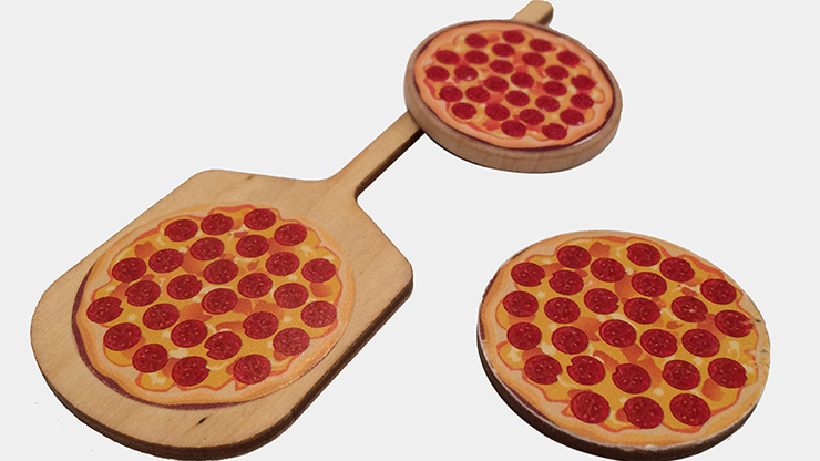 Pizza Paddle (Gimmicks and Online... MagicWorld Magic Shop