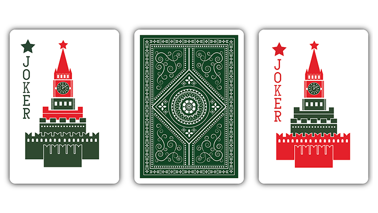 Russian Folk Art (Special Edition)... MagicWorld Magic Shop
