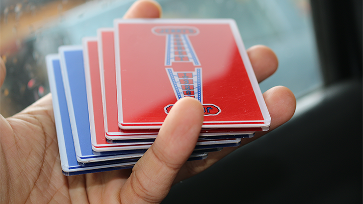 Jerry Nugget Cardistry Trainers... MagicWorld Magic Shop