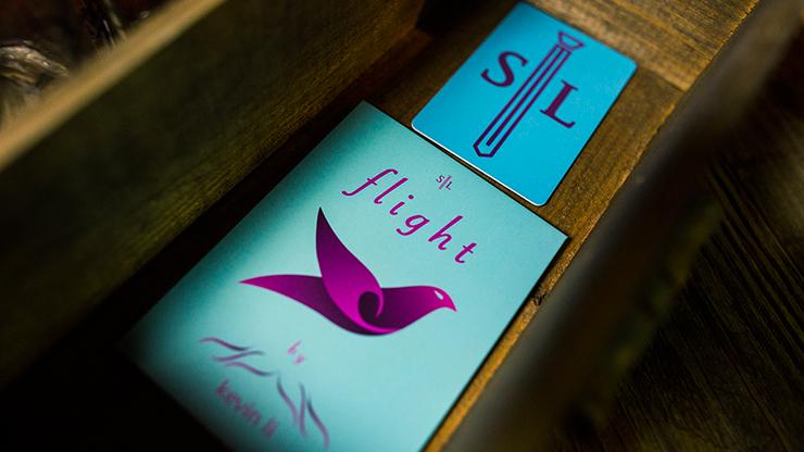 Flight by Kevin Li and Shin Lim... MagicWorld Magic Shop