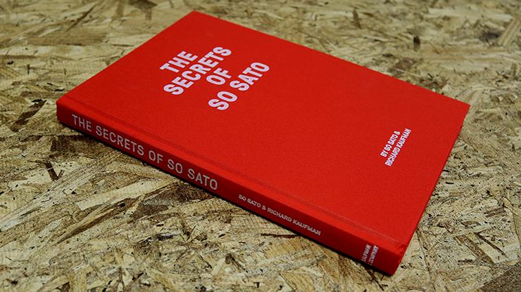 The Secrets of So Sato by So Sato... MagicWorld Magic Shop