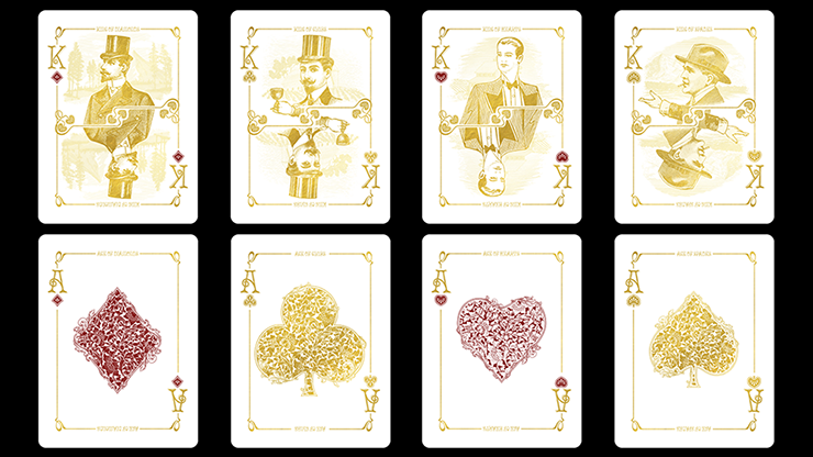 Bicycle Chic Playing Cards MagicWorld Magic Shop