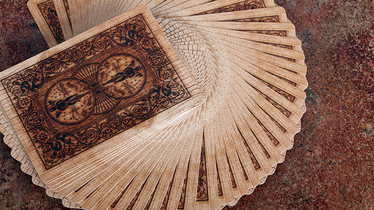 Bicycle Wood Playing Cards by Collectable Playing Cards
