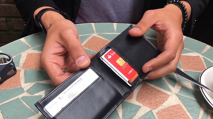 Minimal Wallet by Alan Wong & Pablo... MagicWorld Magic Shop