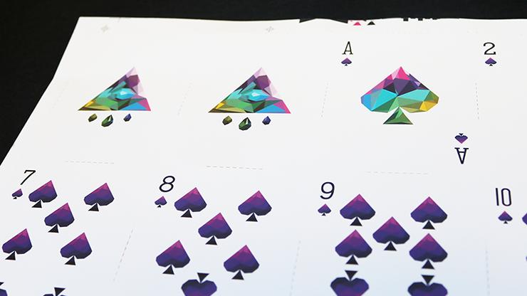 Memento Mori Playing Card Uncut... MagicWorld Magic Shop