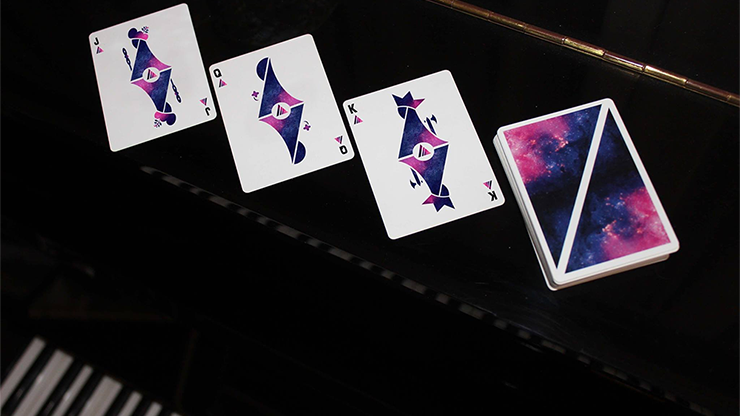 Odyssey Playing Cards by Sergio... MagicWorld Magic Shop