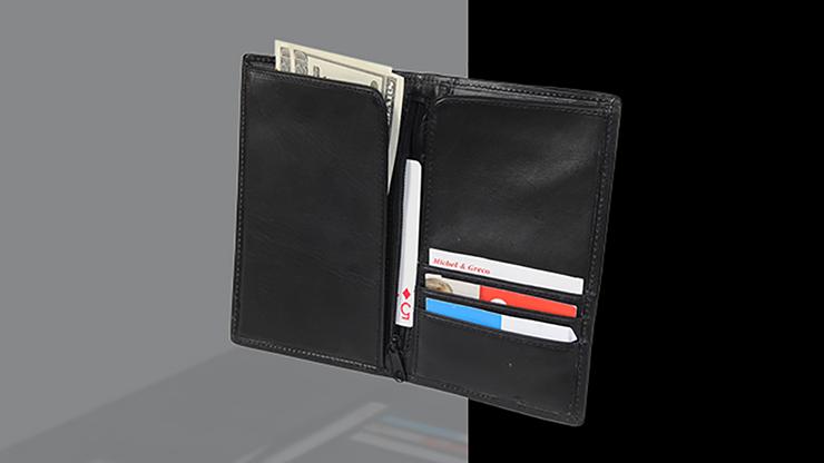Card in Wallet (Balducci/Kaps)... MagicWorld Magic Shop