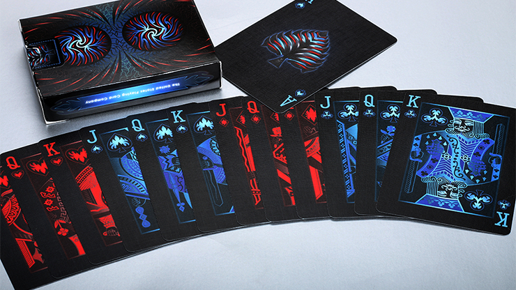Bicycle Nocturnal Playing Cards... MagicWorld Magic Shop