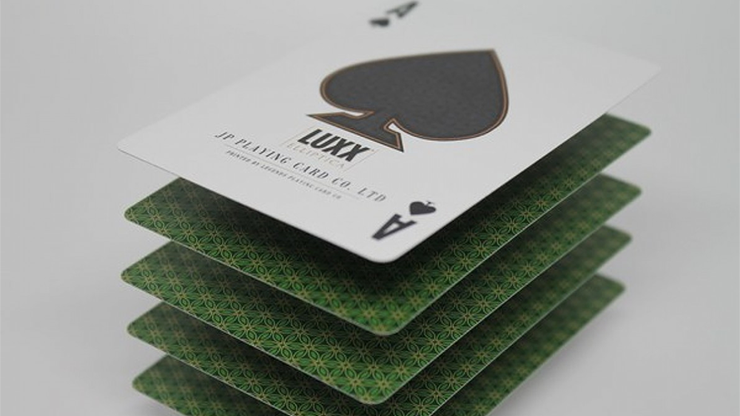 LUXX Elliptica (Green) Playing... MagicWorld Magic Shop