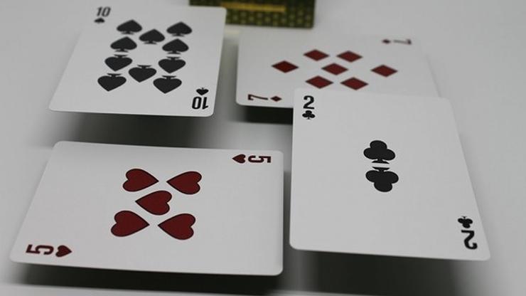 LUXX Elliptica (Blue) Playing Cards MagicWorld Magic Shop