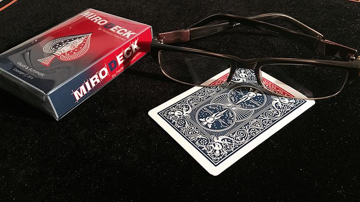 MIRO Deck by Federico Poeymiro... MagicWorld Magic Shop