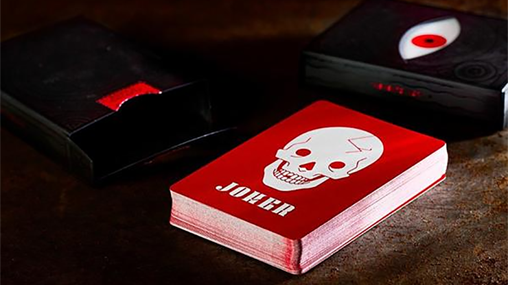Memento Mori Playing Cards by Art... MagicWorld Magic Shop