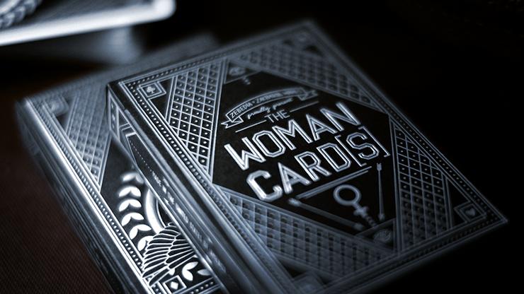 The Woman Card[s] MagicWorld Magic Shop