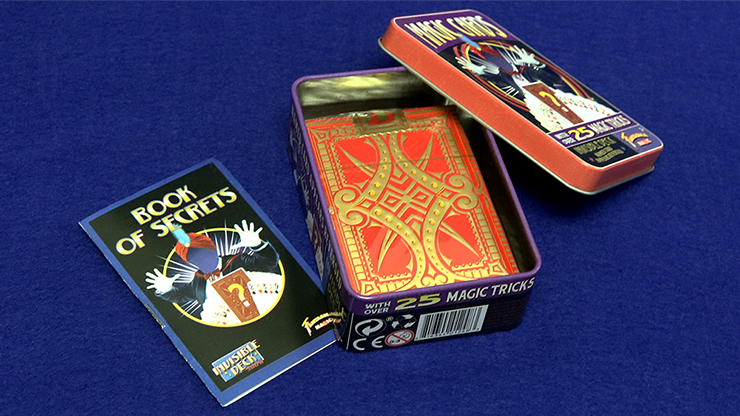 Retro Invisible Deck Kit (XRAY)... MagicWorld Magic Shop