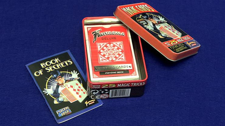 Retro Psychic Deck Kit (Tin of... MagicWorld Magic Shop