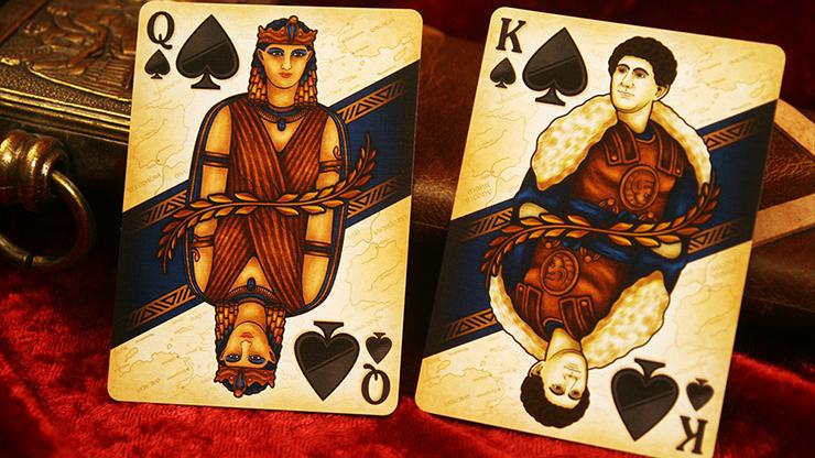 Rome Playing Cards (Antony Edition)... MagicWorld Magic Shop